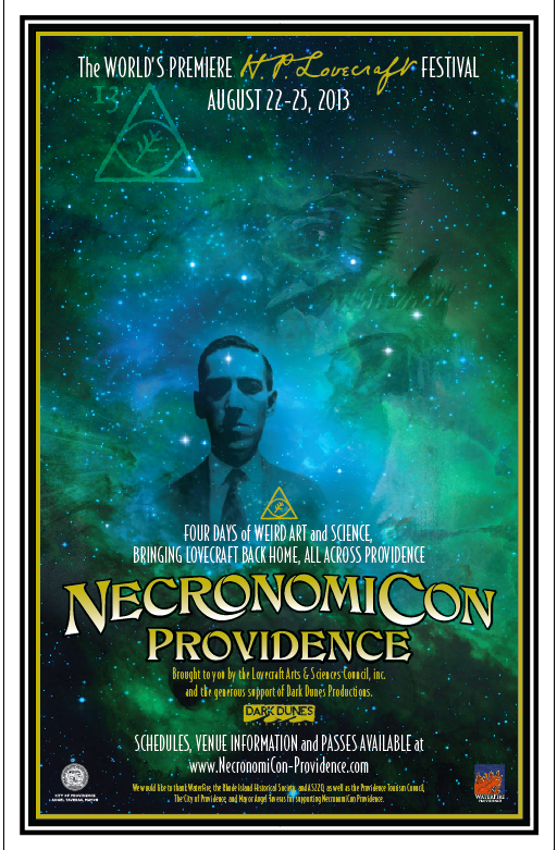 New Convention Poster