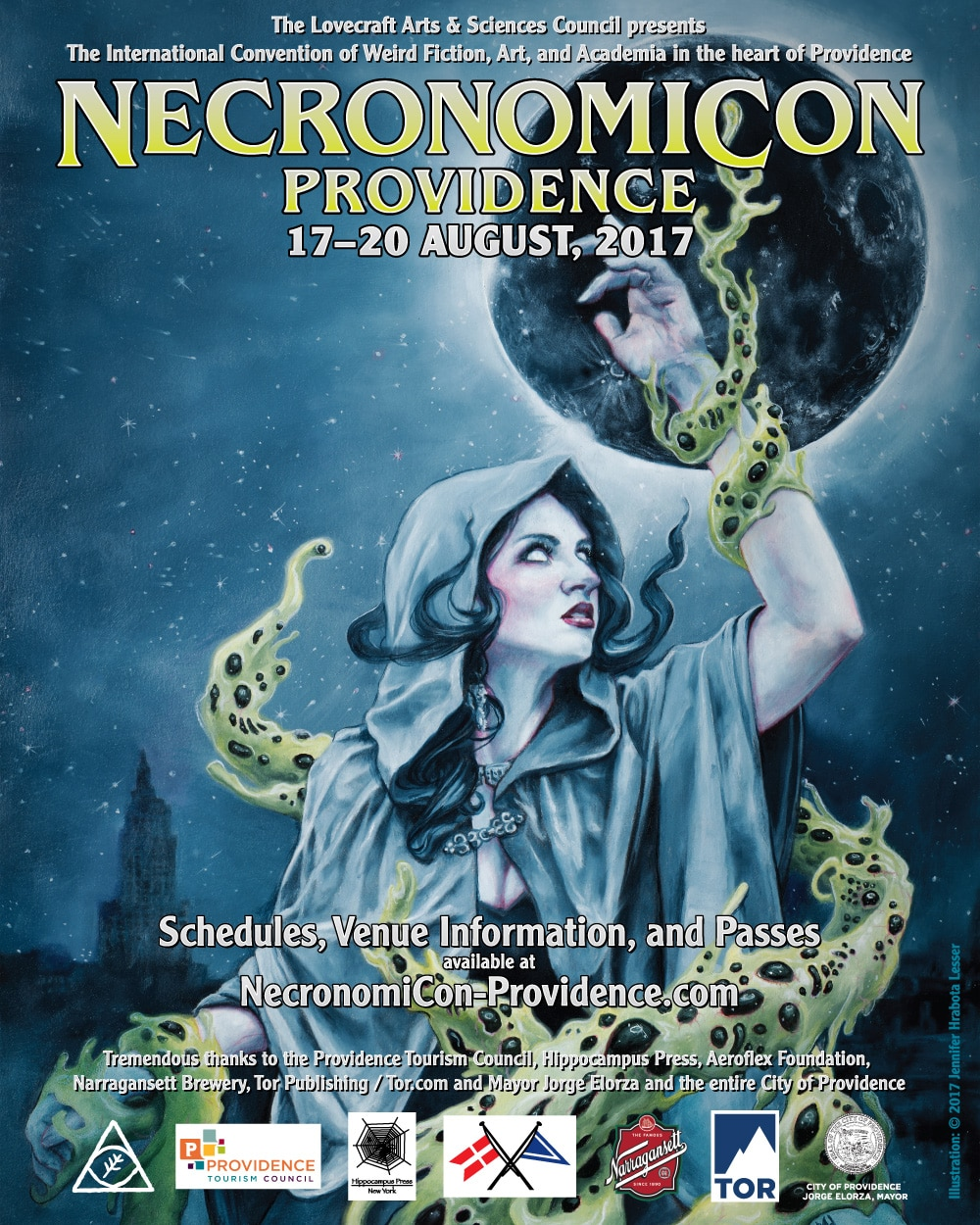 NecronomiCon Providence Convention August 17-20 2017